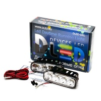 ДХО DLED DRL-130 SMD5050 2x2W